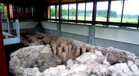 1 Gesamtanlage römisches Bad Villa Rustica Peiting